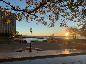Hudson River Manhattan