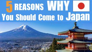5 reasons why you should come to japan